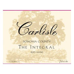 Carlisle 'The Integral' Red Wine 2016 image