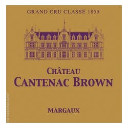 Chateau Cantenac Brown Margaux 2014 image