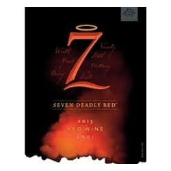 Michael & David 7 Deadly Red Blend 2016 image