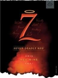 Michael & David 7 Deadly Red Blend 2016