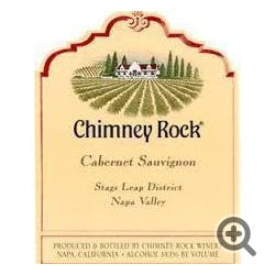 Chimney Rock Winery Stags Leap Cab Sauv 2016