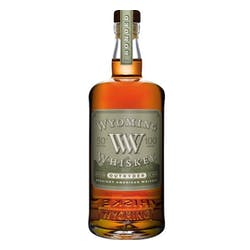 Wyoming Whiskey 'Outryder' 100prf Whiskey 750ml image