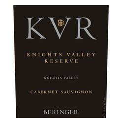 Beringer 'Knights Valley' Rsv Cabernet Sauvignon 2015 image