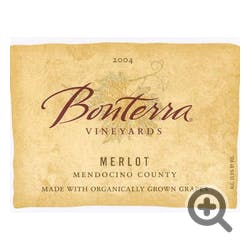 Bonterra Organically Grown Merlot 2012