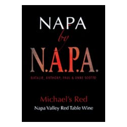 Napa by NAPA Michael's Red Blend 2013 image