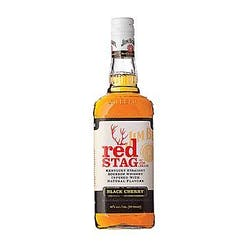 Red Stag by Jim Beam 'Buffalo Bills' Gift Set 750ml image