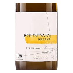 Boundary Breaks Riesling No. 198 Reserve 2017 image