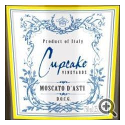 Cupcake Vineyards Moscato D'Asti DOCG 2018