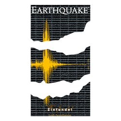 Michael and David Winery 'Earthquake' Zinfandel 2016 image