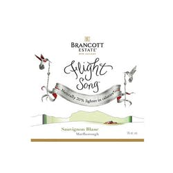 Brancott 'Flight Song' Sauvignon Blanc 2018 image
