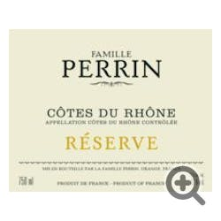 Perrin Famille 'Reserve' Blanc 2018