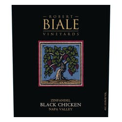 Biale 'Black Chicken' Zinfandel 2017 image