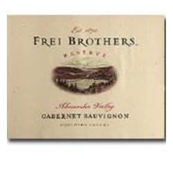 Frei Brothers Reserve Cabernet Sauvignon 2008 image