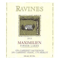 Ravines Wine Cellars 'Maximilien' Red Blend 2015 image