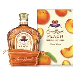 Crown Royal 'Peach' Whisky 750ml image