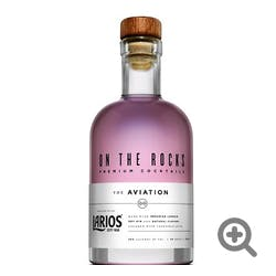 On The Rocks 'Larios' The Aviation 375ml