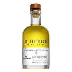 On The Rocks 'Tres Gen' Jalapeno Pine Margarita 375ml image