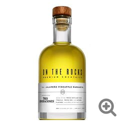 On The Rocks 'Tres Gen' Jalapeno Pine Margarita 375ml