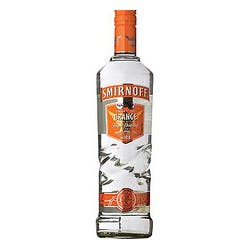 Smirnoff 'Orange' Vodka 1.0L image