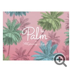 The Palm by Whispering Angel Rose 2018