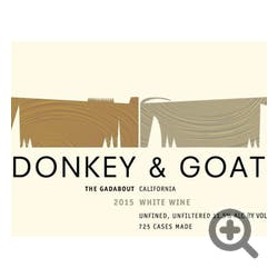 Donkey & Goat 'The Gadabout' White Blend 2018