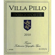 Villa Pillo 'Borgoforte'  Red 2016