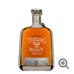Teeling 24yr Irish Whiskey