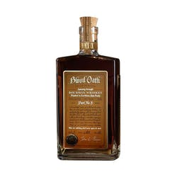 Blood Oath 'Pact No.5' 98.6Prf Limited Release Bourbon 750ml image