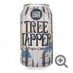 Citizen Cider 'Tree Tapper' Hard Cider  4-16oz Cans