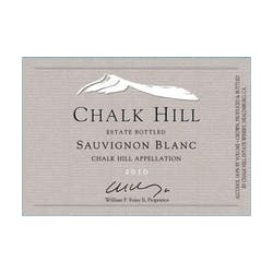 Chalk Hill Estate Sauvignon Blanc 2017