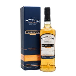 Bowmore 'Vaulted Edition' No.1 Atlantic Sea Salt Single Malt image