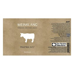 Meinklang 'Osterreich' Pinot Noir 2017 image