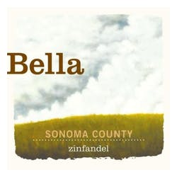 Bella Vineyards Sonoma Zinfandel 2016 image