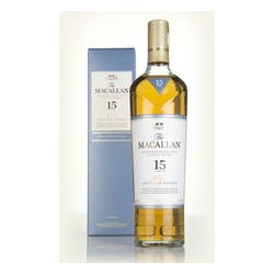 The Macallan 15Yr 'Triple Cask Matured' Single Malt 750ml image