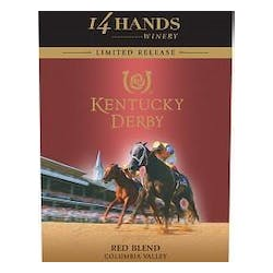 14 hands 'Kentucky Derby' Red Blend 2016 image