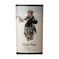 High Note 'Elevated' Malbec 2017