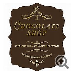 Chocolate Shop Red Blend