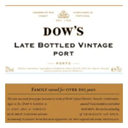 Dow's Late Bottled Vintage 2012 image