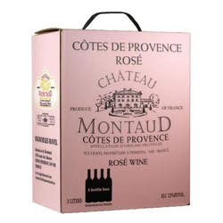 Chateau Montaud Provence Rose 2018 3.0L image