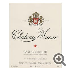 Chateau Musar Rouge 2003