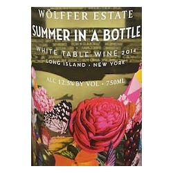 Wolffer Estate Summer in the Bottle White 2018 image