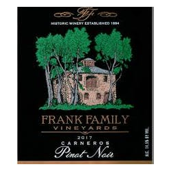 Frank Family Vineyards Pinot Noir 2017 image