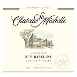 Chateau Ste Michelle Dry Riesling image
