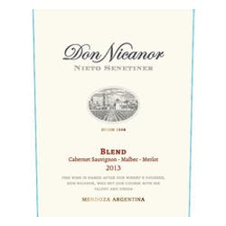 Nieto Senetiner 'Don Nicanor' Red Blend 2015 image