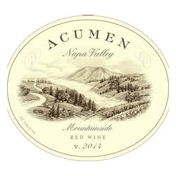 Acumen Mountainside Red Wine 2015 image