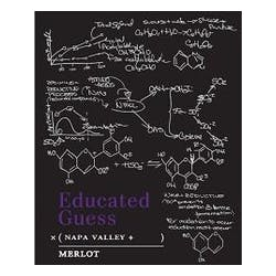 Educated Guess Merlot 2016 image