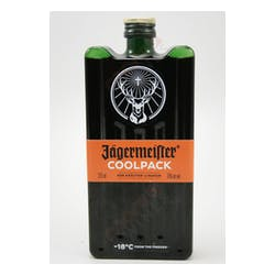Jagermeister Liquour 'Cool Pack' 375ml image