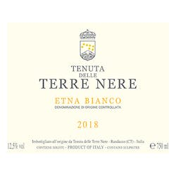 Terre Nere 'Etna Bianco' Carricante 2018 image