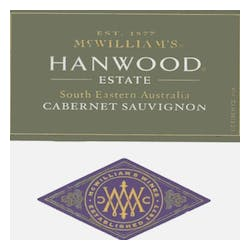 McWilliam's Hanwood Estate Cabernet Sauvignon 2017 image