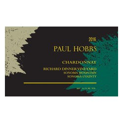 Paul Hobbs 'Richard Dinner' Chardonnay 2017 image